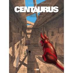 CENTAURUS NÚM. 02: TIERRA EXTRAÑA