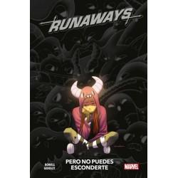 RUNAWAYS 04. PERO NO PUEDES ESCONDERTE