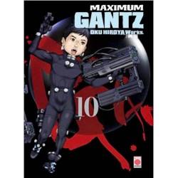GANTZ MAXIMUM 10