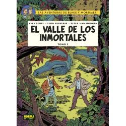 BLAKE Y MORTIMER 26.EL VALLE DE LOS INMORTALES 2: EL MILÉSIMO BRAZO DEL MEKONG