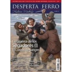 Desperta Ferro Historia Moderna nº44: La Guerra de los Segadores (I) El Corpus de Sangre