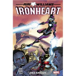 RIRI WILLIAMS: IRONHEART 02. DIEZ ANILLOS
