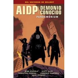 AIDP 34. DEMONIO CONOCIDO 2. PANDEMONIUM