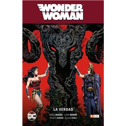 WONDER WOMAN VOL. 3: LA VERDAD (WONDER WOMAN SAGA - RENACIMIENTO PARTE 3)