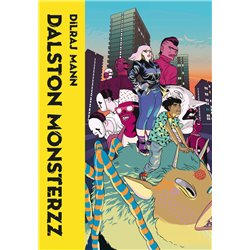 DALSTON MONSTERZZ