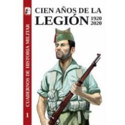 Cien años de la Legión 1920-2020 -Cuadernos de Historia Militar Desperta Ferro