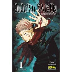 JUJUTSU KAISEN 01 (ED. PROMOCIONAL)