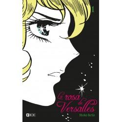 LA ROSA DE VERSALLES NÚM. 01