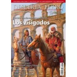 Desperta Ferro Especiales nº23: Ejércitos medievales hispánicos (I). Los visigodos