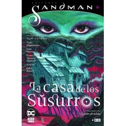 UNIVERSO SANDMAN - LA CASA DE LOS SUSURROS VOL. 1: LOS PODERES DIVIDIDOS