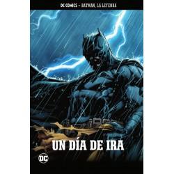 BATMAN, LA LEYENDA NÚM. 34: UN DÍA DE IRA