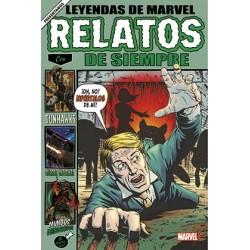 LEYENDAS DE MARVEL: RELATOS DE SIEMPRE