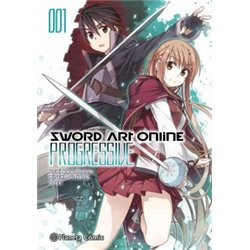 Sword Art Online progressive (manga) nº 01/07