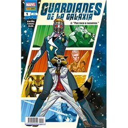 GUARDIANES DE LA GALAXIA 01