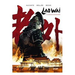 LAO WAI 03. LA CAIDA DEL PALACIO DE VERANO