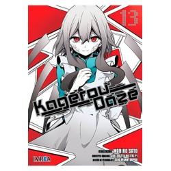 KAGEROU DAZE 13