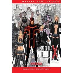 LA PATRULLA-X DE BRIAN MICHAEL BENDIS 07: OMEGA (MARVEL NOW! DELUXE)