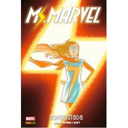 MS. MARVEL 02. CONQUISTADA (MARVEL OMNIBUS)