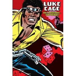 LUKE CAGE, HEROE DE ALQUILER. DEL INFIERNO... ¡UN HEROE! (MARVEL LIMITED EDITION)