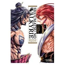 SHUUMATSU NO VALKYRIE. RECORD OF RAGNAROK 01