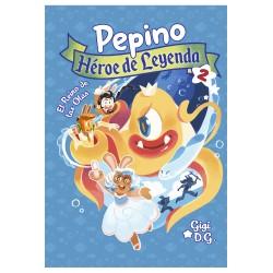 PEPINO, HÉROE DE LEYENDA 2