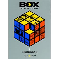 BOX. HAY ALGO DENTRO DE LA CAJA 1