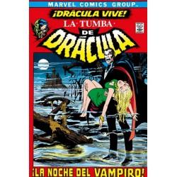 BIBLIOTECA DRACULA. LA TUMBA DE DRACULA 01 ¡DRACULA VIVE!