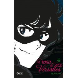 LA ROSA DE VERSALLES NÚM. 04