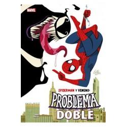 SPIDERMAN Y VENENO: PROBLEMA DOBLE