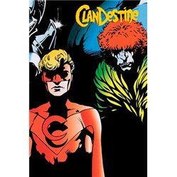 CLANDESTINE INTEGRAL (MARVEL LIMITED EDITION)