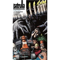 LA PATRULLA CONDENADA VOL. 04 DE 4 (BIBLIOTECA GRANT MORRISON)