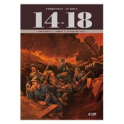14-18 VOL. 4 (ABRIL Y JUNIO DE 1917)