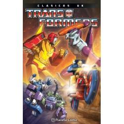 Transformers Marvel UK nº 04/08