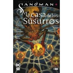 UNIVERSO SANDMAN - LA CASA DE LOS SUSURROS VOL. 2: ANANSE
