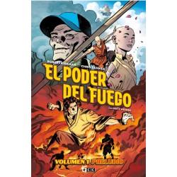 EL PODER DEL FUEGO VOL. 01: PRELUDIO