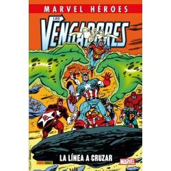 CMH 102: LOS VENGADORES: LA LINEA A CRUZAR