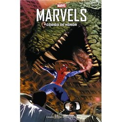 COLECCION MARVELS. CODIGO DE HONOR