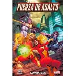 FUERZA DE ASALTO 02: COMBATEME