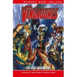 LOS VENGADORES DE MARK WAID 01. LOS SIETE MAGNÍFICOS (MARVEL NOW! DELUXE)