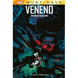 MARVEL MUST-HAVE. VENENO: ORIGEN OSCURO