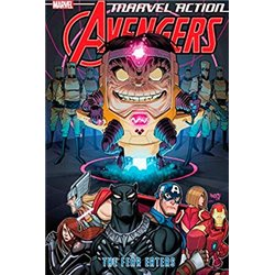 MARVEL ACTION. LOS VENGADORES 03. THE FEAR EATERS