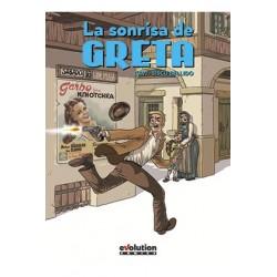LA SONRISA DE GRETA