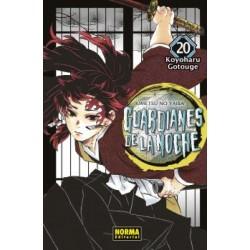 GUARDIANES DE LA NOCHE 20 ED. ESPECIAL
