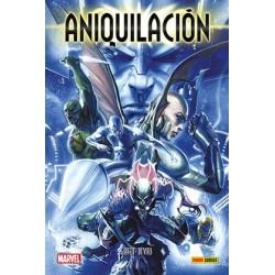 ANIQUILACION SAGA 04. ANIQUILACION