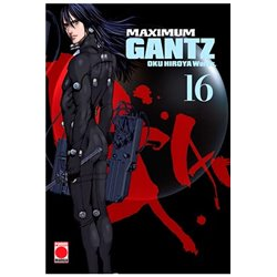 GANTZ MAXIMUM 16