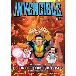INVENCIBLE VOL. 27: EL FIN DE TODAS LAS COSAS – SEGUNDA PARTE