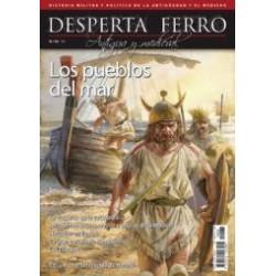 Desperta Ferro Antigua y Medieval nº 65: Los pueblos del mar