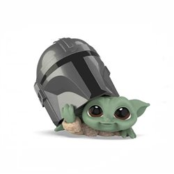 THE CHILD BABY YODA CASCO 5,5 cm STAR WARS THE BOUNTY COLLECTION
