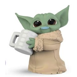 THE CHILD BABY YODA JARRA 5,5 cm STAR WARS THE BOUNTY COLLECTION