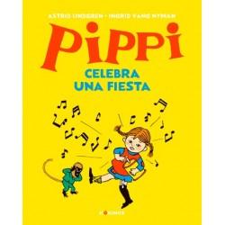 Pippi celebra una fiesta